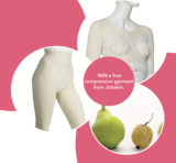 WIN a free compression garment from Jobskin