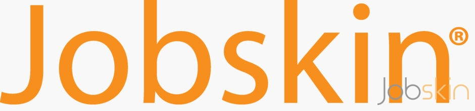 logo Jobskin Orange