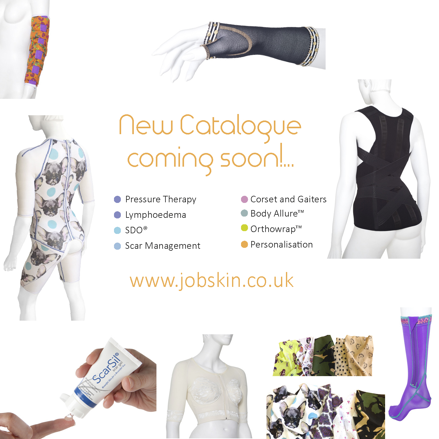 Sneak Peek at our NEW catalogue!