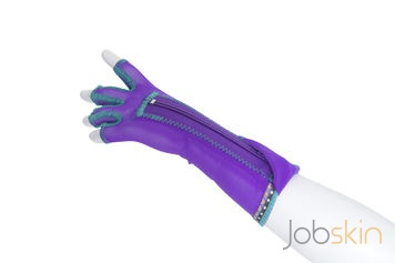Classic purple glove_Tribe 2 Narrow binding