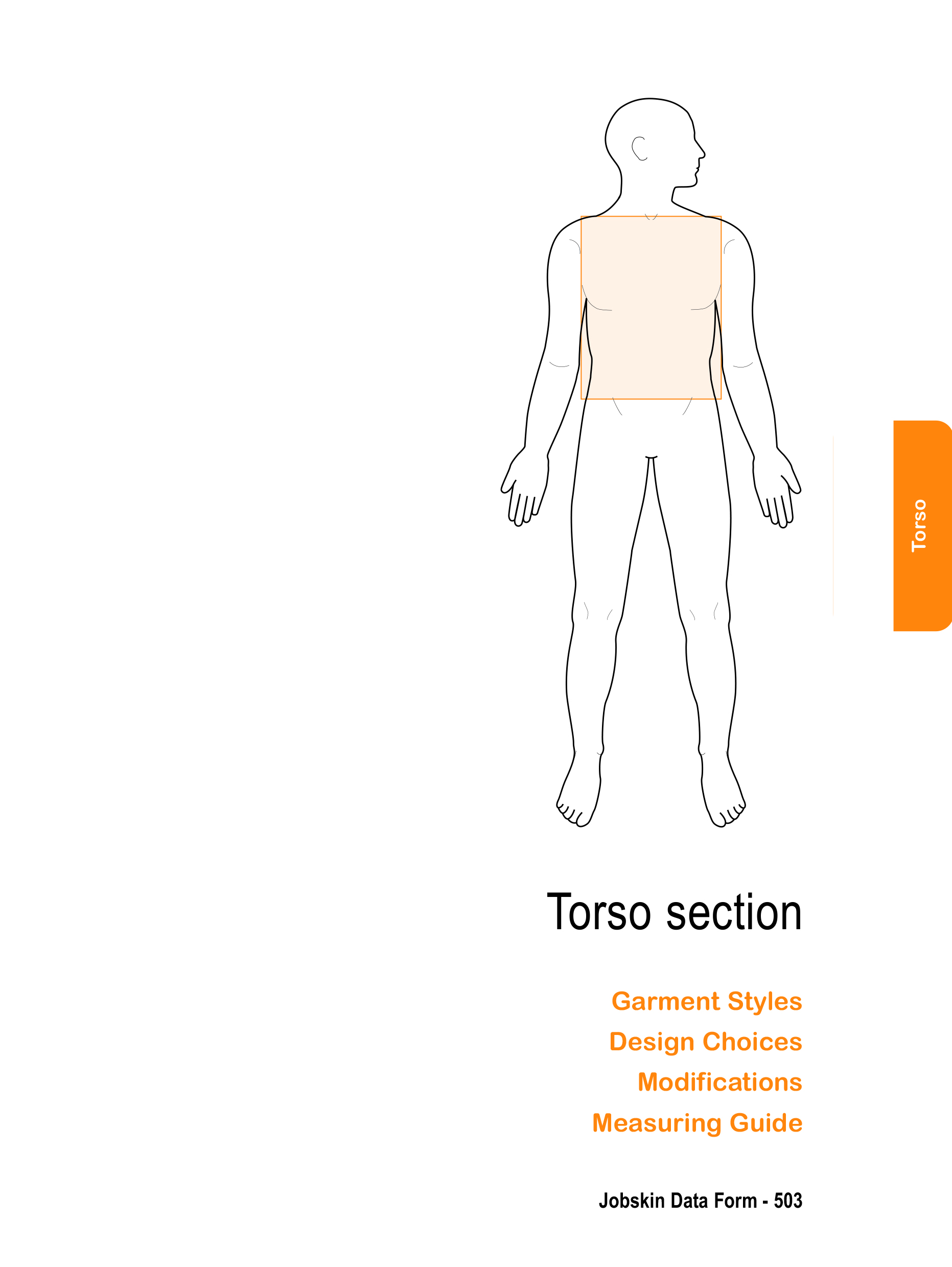 Torso how to measure section
