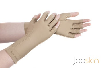 Isotoner Therapeutic Gloves – Open Finger