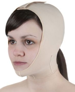 Elastic Head Dressing